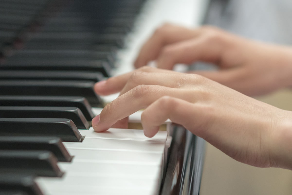 Musical Moments: Piano