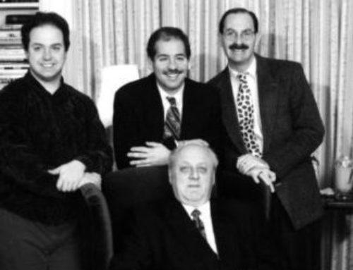 A Family of Four Men…
